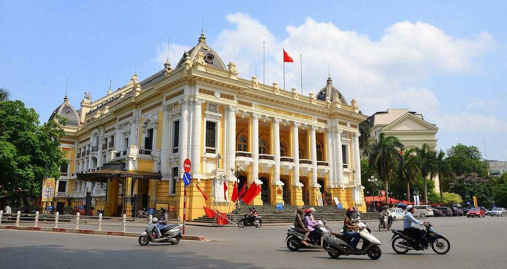 Opera w Hanoi