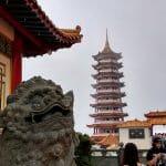 Pagoda świątyni Chin Swee w Genting Highland