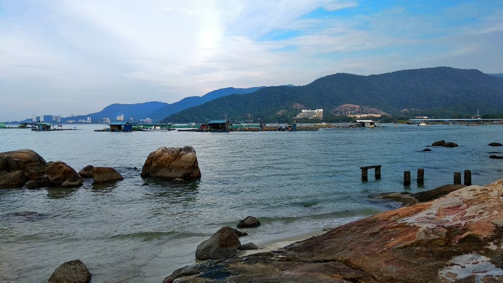 Park Narodowy na penang nie jest tym czy Parki narodowe powinny być