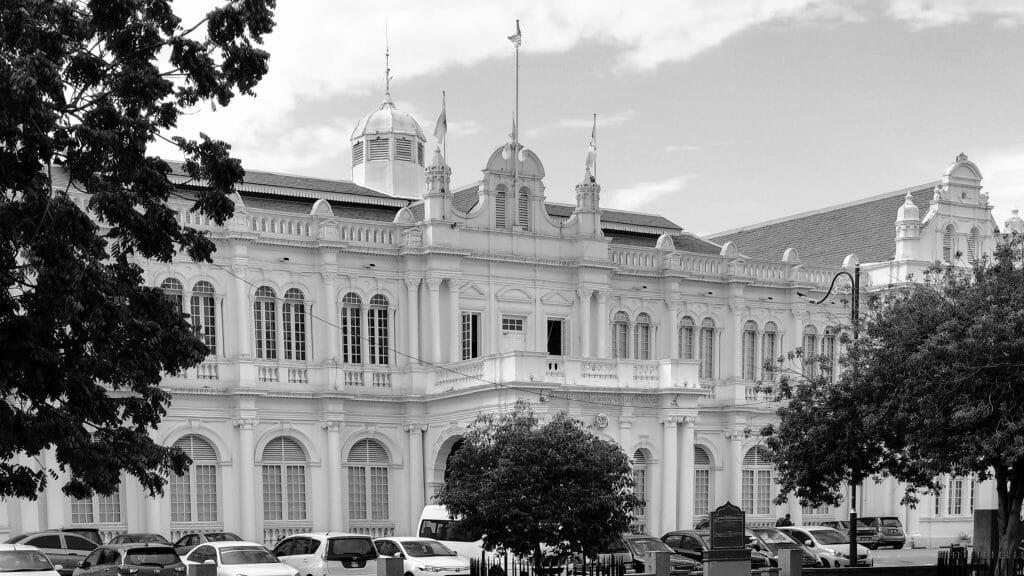 Urząd Miasta bądź też Town Hall w George Town na wyspie Penang