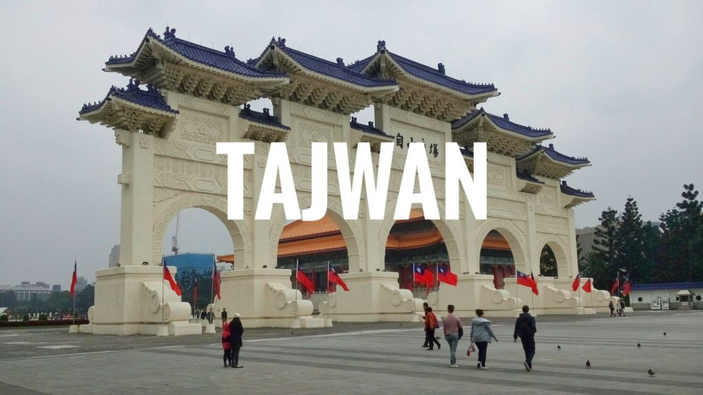 Tajwan co zobaczyć gdzie pojechać i co zwiedzić - okładka postu