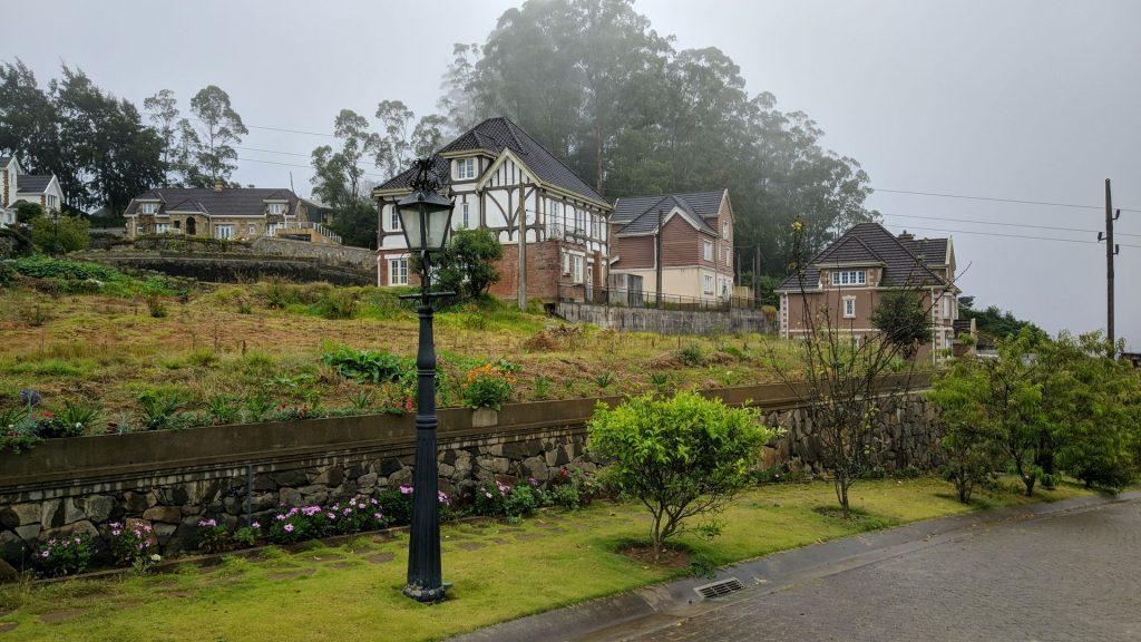 Angielska Wioska w Nuwara Eliya