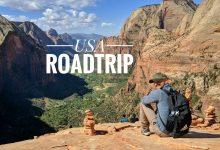 Road trip po USA – 4 stany  w 14 dni [vlog]